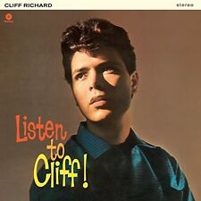 Cliff Richards - Listen To Cliff! + 2 Bonus Tracks [New Vinyl] Bonus Tracks, 180