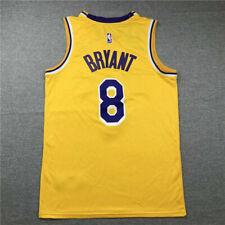 Maglia e Maglia Sportiva Unisex Senza Maniche ad Asciugatura Rapid JUEJ # 24# 8 Kobe Bryant Los Angeles Lakers Maglia da Basket con Stampa Serpente in Edizione Speciale