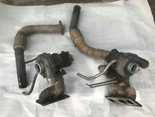 VW Golf MK2 MK3 CORRADO 2.8 2.9 12 V VR6 KKK Turbo Chargeur Kit MANIFOLD downpipe