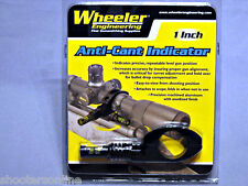 "Wheeler Engineering, Anti-Cant Indicator 1"" #755712"