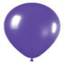 12 Fashion Violet Latex Balloons Helium Grade 11""