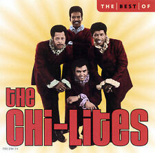 The Best of the Chi-Lites: Ten Best Series by The Chi-Lites (CD, Apr-2002, EMI-C