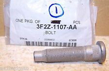 04-07 Mercury Monterey 04-07 Ford Freestar Front Wheel Stud 3F2Z-1107-AA OEM New