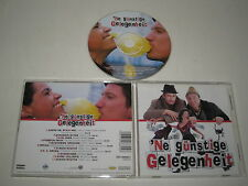 NE BARATAS OPORTUNIDAD/SOUNDTRACK/ULRICH REUTER(EPIC/EPC 496689 2)CD ÁLBUM