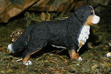 "Retired Schleich Bernese Mountain Female Dog for 5"" Nativity Scene Animal Perro"