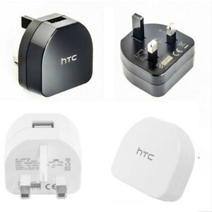Genuine HTC TC B270 Fast Travel Charger Adapter For HTC One M9/M8/M7/U11/X10/610