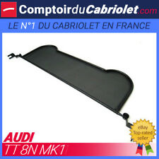 Filet anti-remous coupe-vent, Windschott, Audi TT 8N MK1 cabriolet - TUV