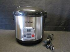 VitaClay - 2-in-1 - Rice 'N Slow Cooker - VF7700-6