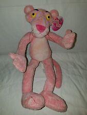 Aurora Toys Pink Panther Bendable Plush rare Item 15120