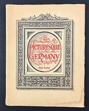 Vintage Picturesque Germany First Series 1930s Carl Gerber German Photos RARE
