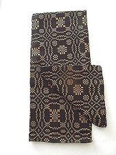 Lover's Knot Black Tea Towel - Great Primitive - NWT