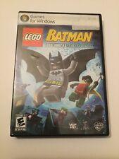LEGO Batman: The Videogame (PC, 2008)