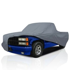 Truck Cover for 1995 Chevy C/K Series STD Cab Short Bed UV Protection Durable