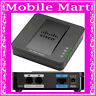 CISCO❖SPA112 Adapter❖2 Port Analogue Phone Fax Adaptor (ATA)❖VOIP FAX❖SPA -112❖