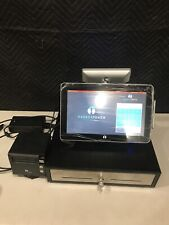 Harbor Touch HT-SP13 POS Touchscreen System Terminal / Cash drawer and printer