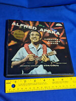 Alfred Apaka Hawaiian Village Nights reel to reel 7 1/2 ips ABC Memorial Album