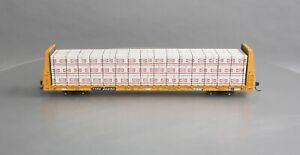 Atlas 2001711-3 O Scale 62' Bulkhead Flat Car TTPX 804150 [2Rail]