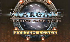 STARGATE CCG TCG SYSTEM LORDS Cameron Mitchell #083 FOIL