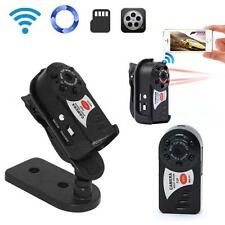 Mini Q7 P2P WiFi Micro DV Security IP Wireless Remote Camera Video Recorder #E
