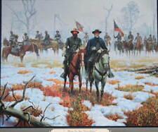 """War is so Terrible"" by Mort Kunstler Civil War"