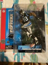 Julius Peppers McFarlane 2003 NFL Series 7 Carolina Panthers Action Figure Debut