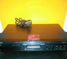 sony minidisc deck mds-je330 (for parts)