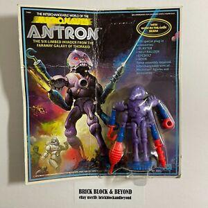 1979 MEGO Micronauts 71022 Antron with Glow Brains MOC Sealed