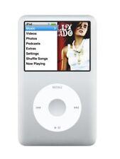 REFURBISHED Apple iPod Classic 6th Generation Silver i Pod MP 3 80GB (80 GB )