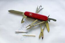Victorinox Deluxe Tinker 1.4723 Swiss Army Folding Knife