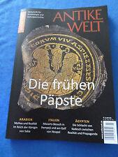 Antike Welt @ 3/2017 @ Päpste @ Zeitschrift @ Archäologie Kulturgeschichte Neu