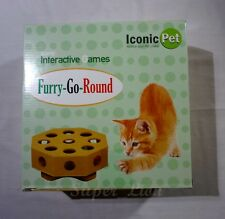 INTERACTIVE CAT TOYS FURRY-GO-ROUND    -1R15 033H