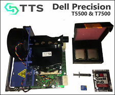 12 Core DELL Precision T5500,T7500 3.06GHz XEON CPUs and 2nd CPU Riser upgrade