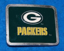 Complete & Functional G Packers Belt Buckle,