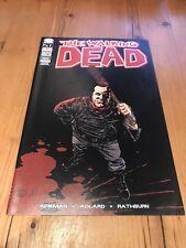 The Walking Dead Issue #100 2nd Second Print Negan Death Of Glenn Image Comics