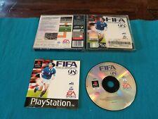 💥Fifa Road to World Cup 98 Ps1 Eccellente Edizione Italia Completa con manuale