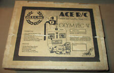 Ace R/C Olympic V RC Airplane Radio Control Transmitter & Receiver