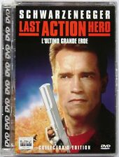 Dvd Last Action Hero - Collector's edition Super Jewel box 1993 Usato