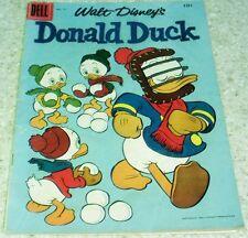 Walt Disney's Donald Duck 51, (FN- 5.5) The Secret of the Glacier 40% off Guide!