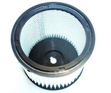 Filterpatrone Longlife Polyesterfilter Waschbar geeignet AquaVac 6260p Bulldog