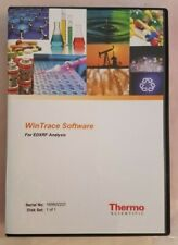 Thermo WinTrace Software for EDXRF Analysis - MagMedia P/N: 430-058709 V. 7.2
