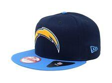 NEW ERA  950 Los Angeles Chargers Baycik Navy Blue LA Snaps Snapback Cap Men Hat