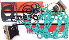 Cagiva Mito 125 Flat Single Ring 56mm Top End Rebuild Kit Inc Piston & Gaskets