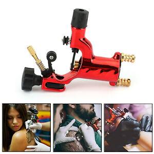 Red Rotary Tattoo Machine Guns Dragonfly Shader Liner B5 CE