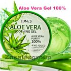 Aloe Vera Soothing Gel 100% Pure Moisturizer 300 ml /10.58 oz (Made In Korea)