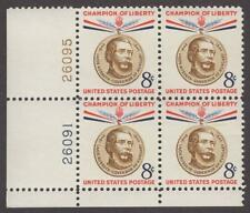 Scott # 1118 - Us Plate Block Of 4 - Lajos Kossuth - Mnh - 1958