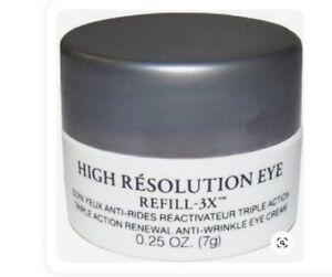 Lancome .25oz /7g High Resolution Refill-3X Triple Action Anti-Wrinkle Eye Cream