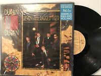 Duran Duran – Seven And The Ragged Tiger LP 1983 EMI – EMC 1654541 *UK Import EX