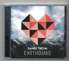 (IZ804) Sandi Thom, Earthquake - 2015 CD