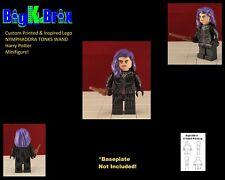NYMPHADORA TONKS Custom Printed & Inspired Lego Harry Potter Minifigure