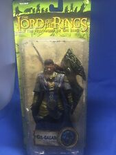 Lord of the Rings Gil-Galad Spear Attack Action Figure